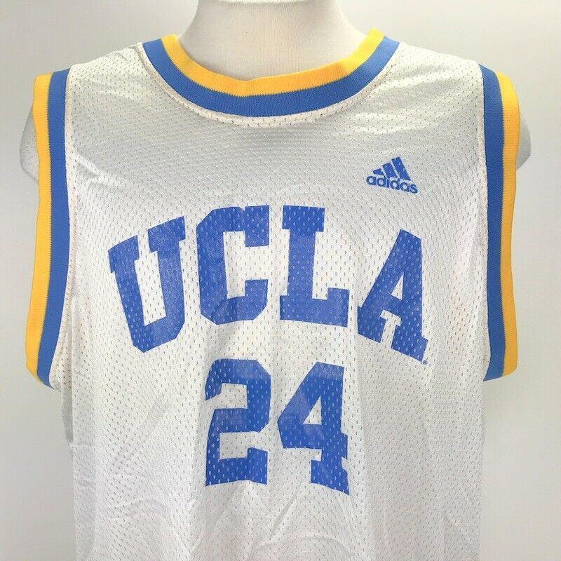 cheap for discount 407ee 3397d UCLA Bruins Basketball Mesh Practice Jersey Size XL Adidas ...