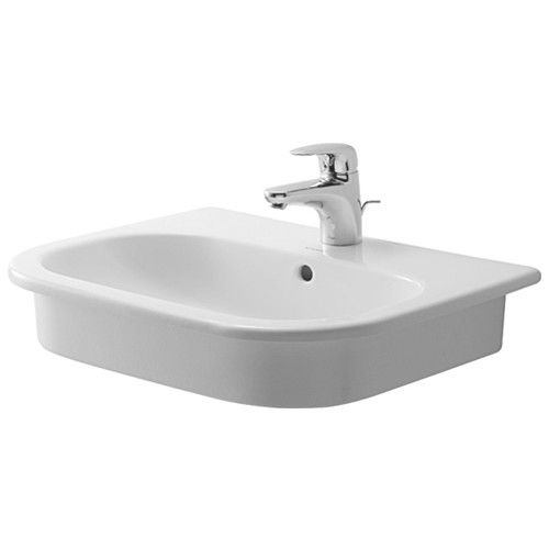 Found it at Wayfair - D-Code Bathroom Sink with Overflow