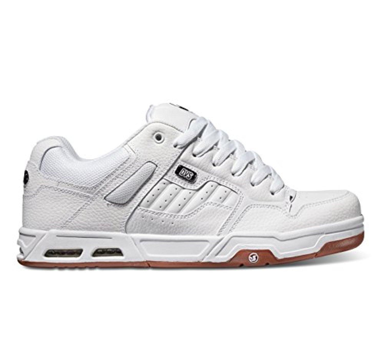 2c19d95e3 DVS Skateboard Shoes ENDURO HEIR WHITE WHITE GUM Size 14 - Brought to you  by Avarsha.com