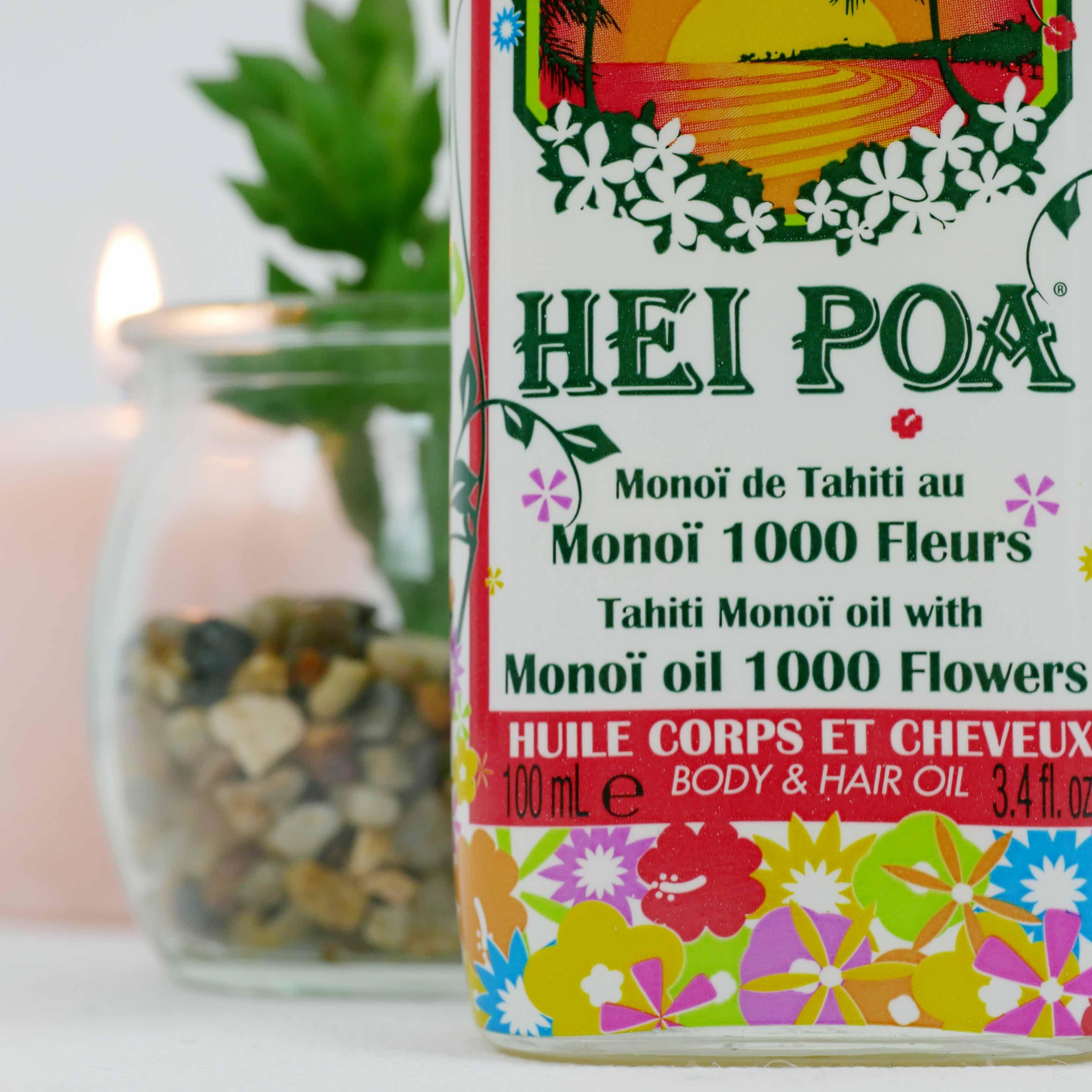 Le Monoi 1000 Fleurs Est Un Monoi Precieux Resultant Des