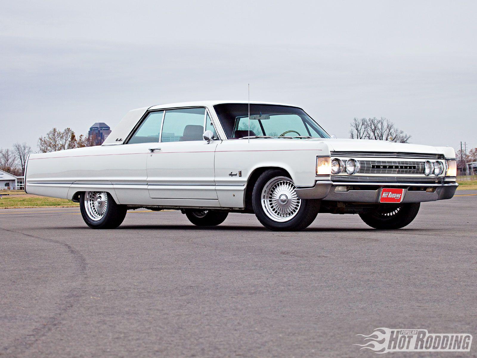 1967 Chrysler Imperial Crown Coupe Chrysler Imperial Chrysler Chrysler Cars