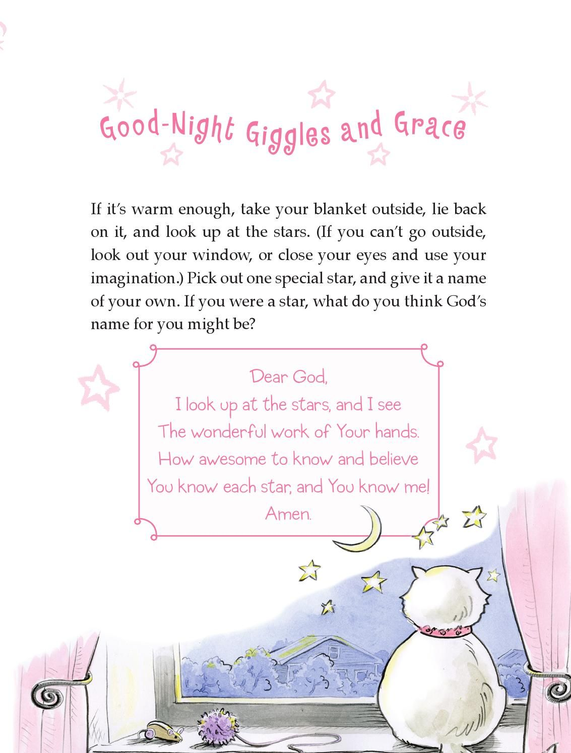 God's Little Princess Bedtime Devotional | Prayers | Bedtime