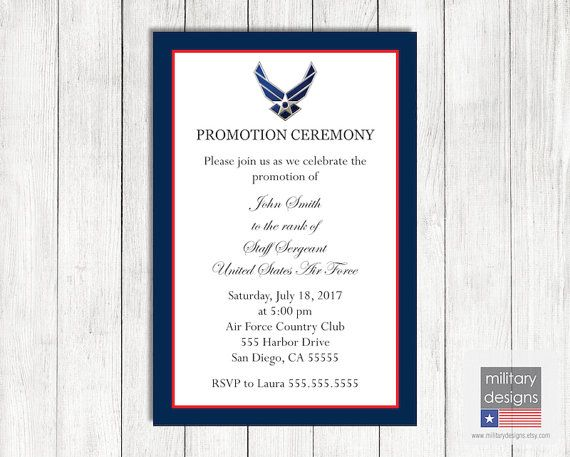 Air Force Promotion Certificate Template Elegant 26 Of Army Retirement Ceremony Program Template Army Retirement Military Retirement Retirement