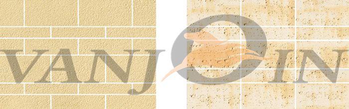 Flexible Soft Ceramic Tile Cladding Installation Instruction