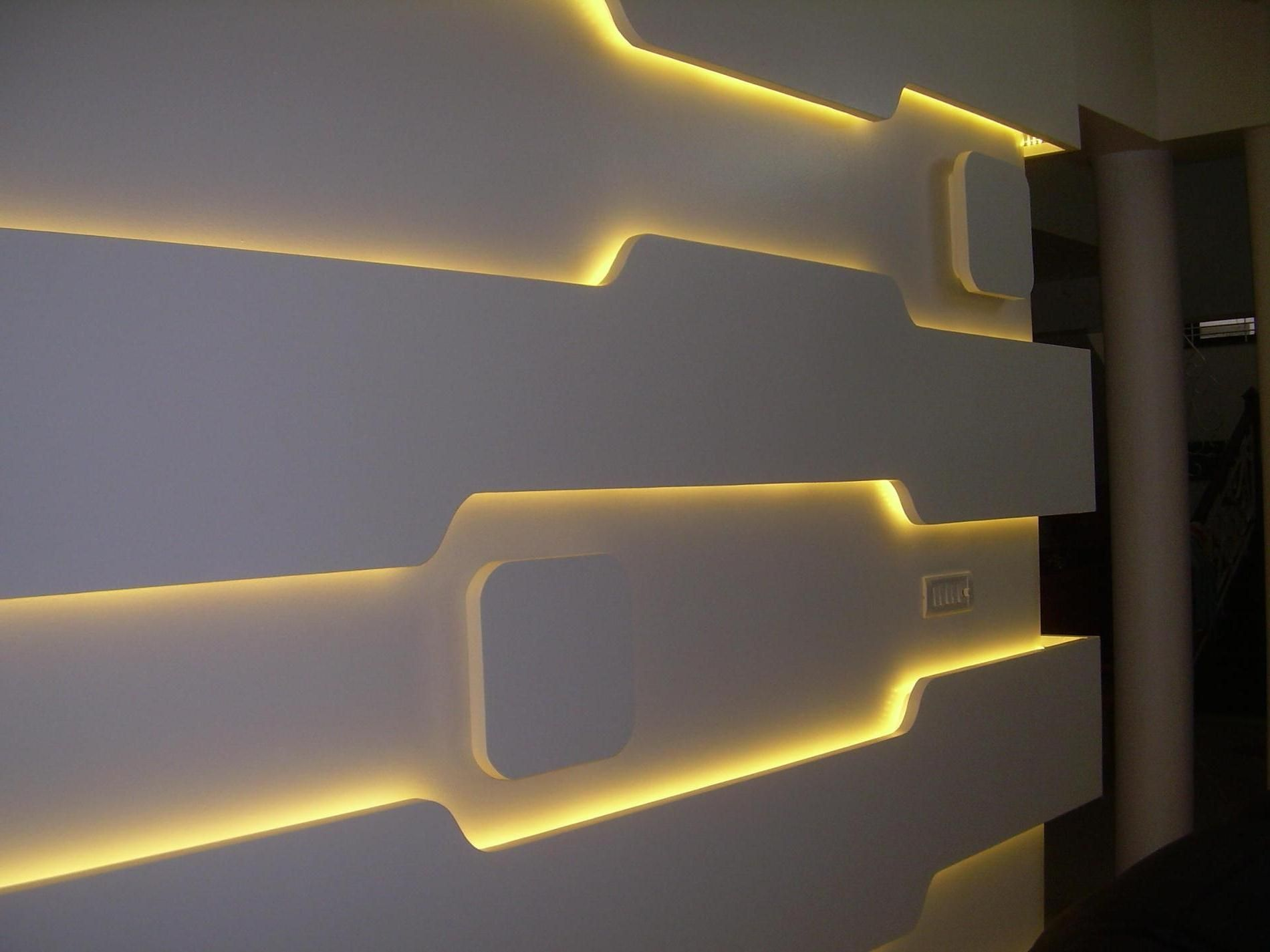 Unique Led Cove Lighting Design For Interior Decor
