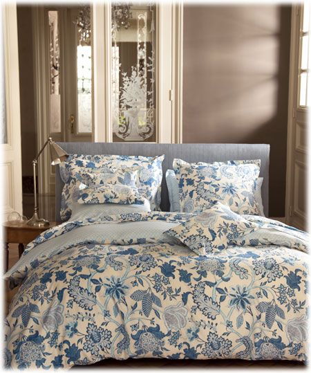linge de lit canovas Canovas Amita bleu   Must Have Interiors / Exteriors   Pinterest  linge de lit canovas