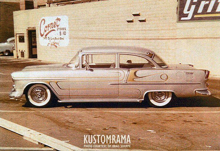 Kustomrama In 1959 Bill Sharpe Of Lynwood California Was A Founding