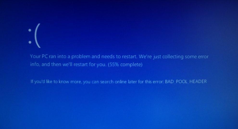 Fix Unmountable Boot Volume Windows 10 Blue Screen Stop