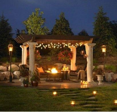 wie kann man eine pergola selbst bauen anleitung und fotos garden pinterest pergola. Black Bedroom Furniture Sets. Home Design Ideas