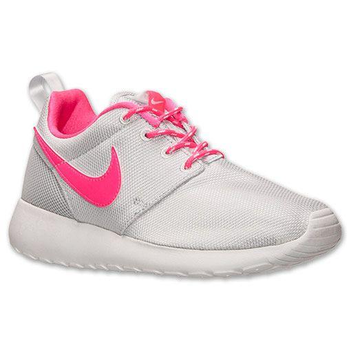 Girls  Grade School Nike Roshe Run Casual Shoes  1e305f875