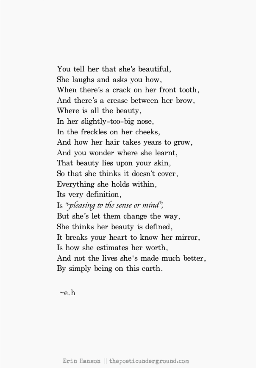 Tell Her She's Beautiful Quotes You Tell Her That She's Beautifulquotes  Pinterest  She S