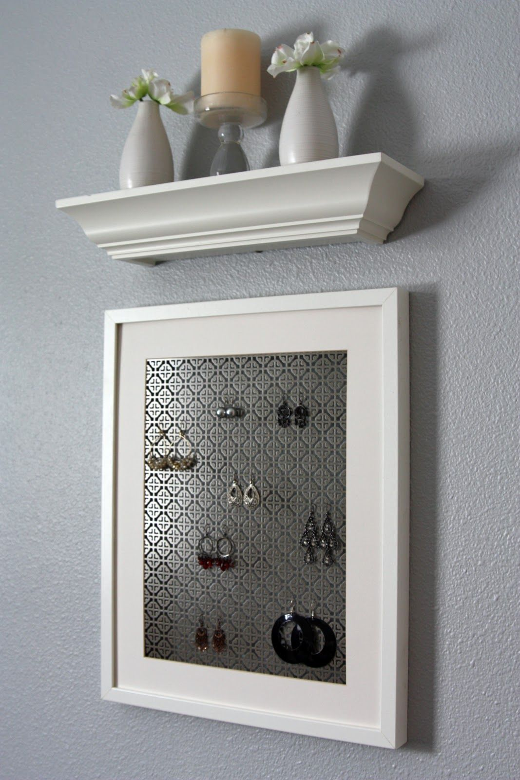 IHeart Organizing:  an easy DIY project!