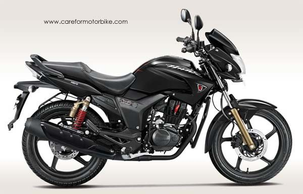 Hero Hunk Motorcycle Panther Black Colour Hero Hunk Bike Bike