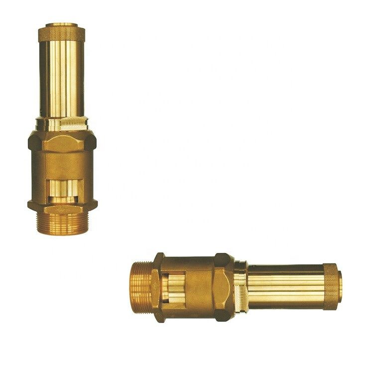 The Safety Valve Is Provided As Safety Device For Protection Against Excessive Pressure In Stationary And Moveable Gas Cylind Safety Valve Safety Devices Valve
