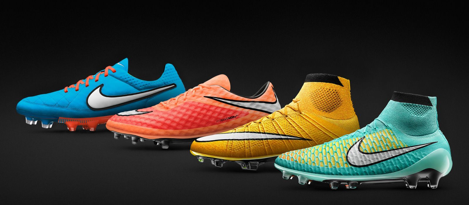 nike latest football shoes