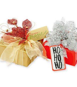 Easy Elegant Gift Wraps