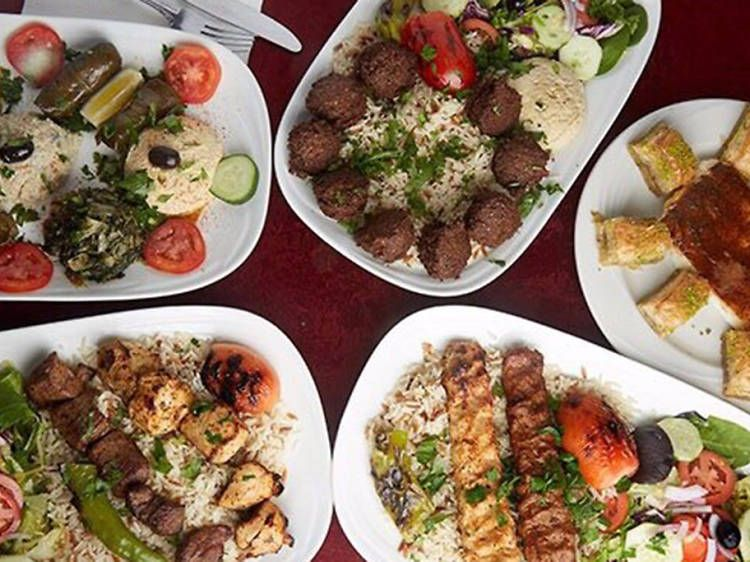 The Best Halal Restaurants In Nyc Nyc Restaurants Halal Istanbul Kebab