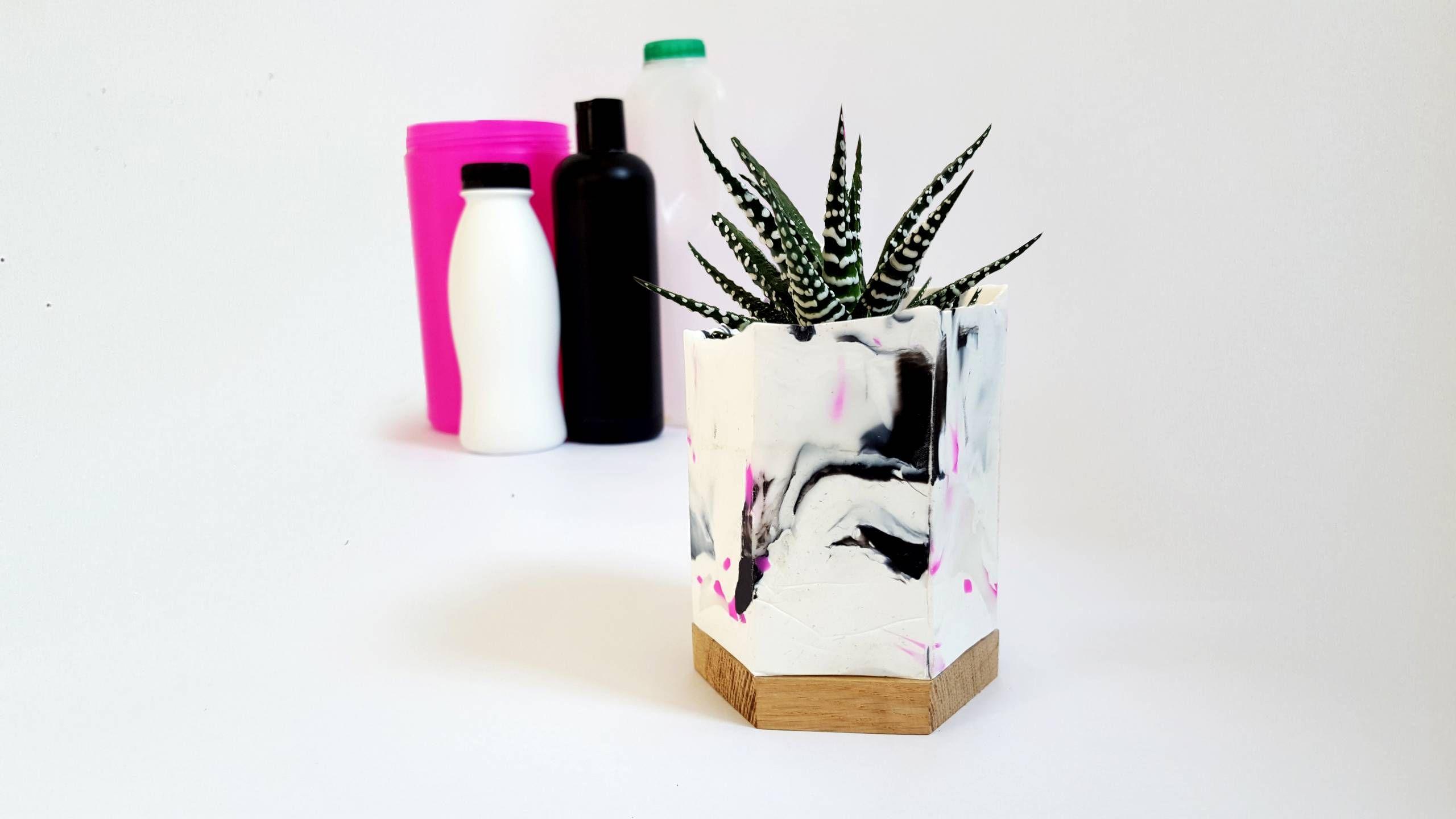 melt Recycle plastic bottles, Plastic design, Melted plastic