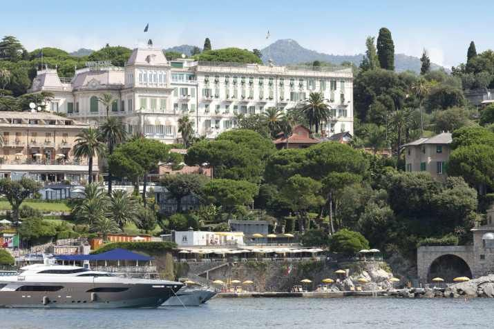 Imperial Palace Hotel 5 Star Luxury In Santa Margherita Ligure Portofino I Really Need