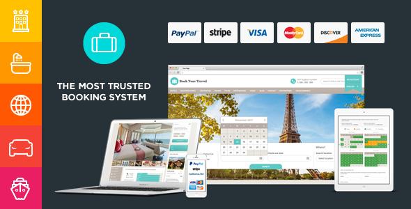 Book Your Travel - Online Booking WordPress Theme | Wordpress