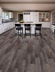 Home Legend Syncorex Heatherstone 7 1 16 Hardwood And Laminate Flooring By Mohawk Anderson And More Grey Vinyl Plank Flooring House Flooring Flooring