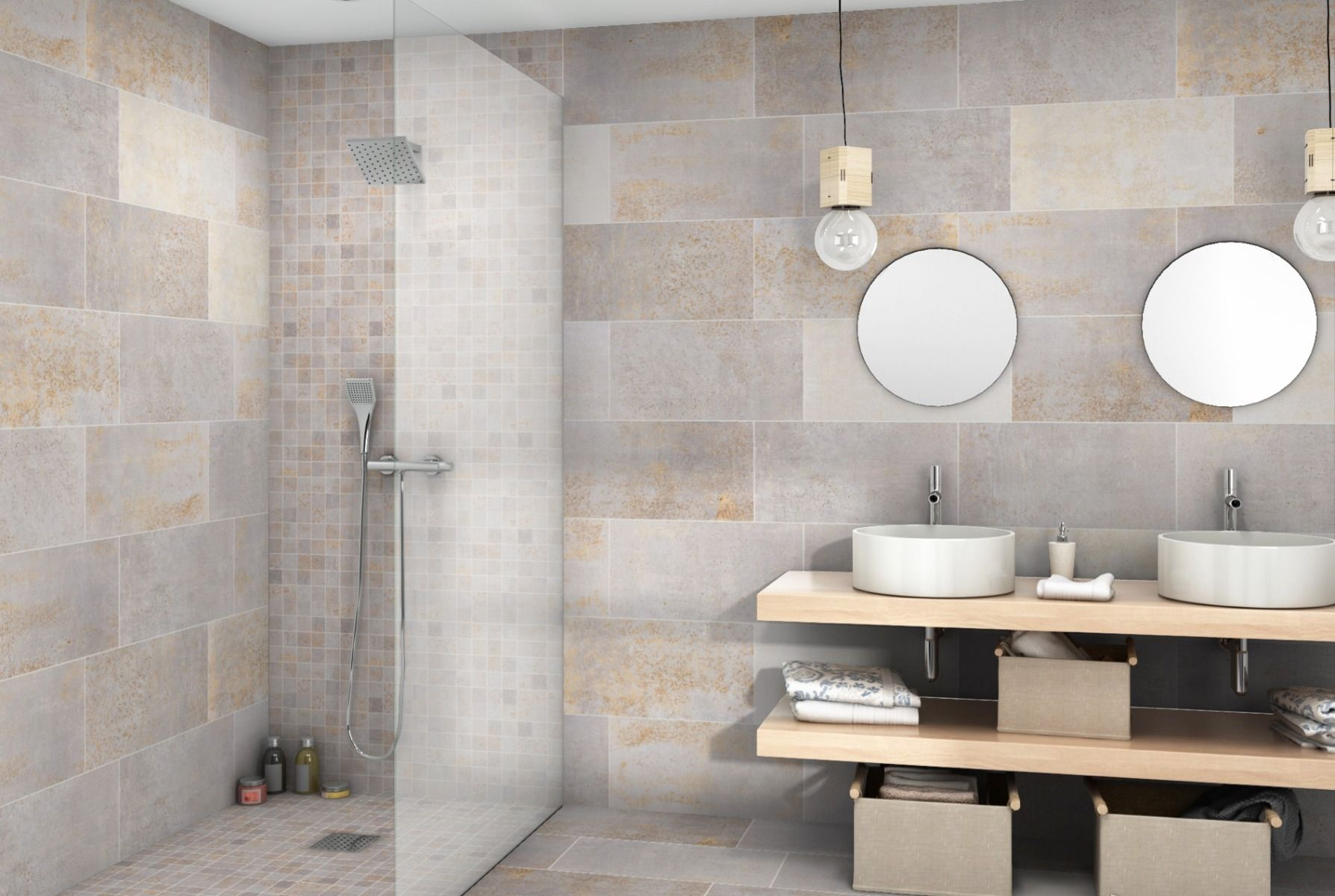 Oxido Grey Porcelain Wall And Floor Tile Wall And Floor Tiles