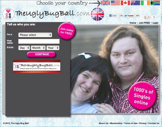 The ugly bug ball dating site