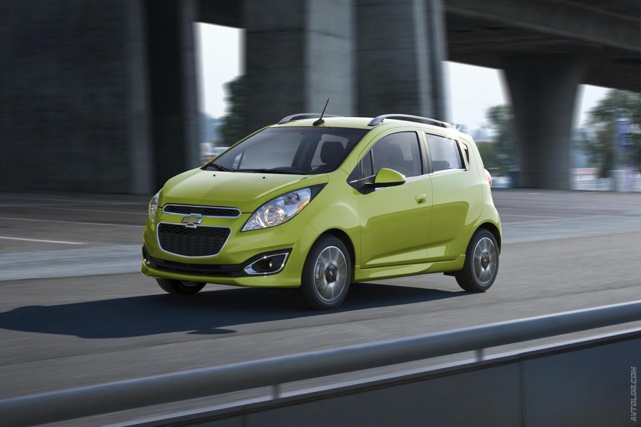 2013 Chevrolet Spark Thing 1 Modelos