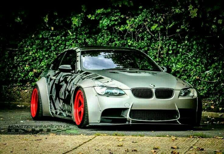 Pin by Diesel on BMW M3 (E92) by LB Bmw, Bmw cars, Car
