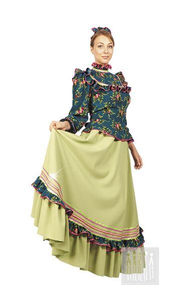 казачий костюм женский фото