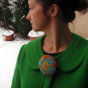 Diamond Rose « The Icelandic Knitter