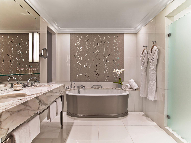 Les 10 Plus Belles Salles De Bains D Hotels De Luxe Salle De