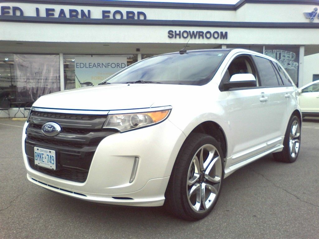 1 Used Car Dealership In St Catharines Ontario Serving Niagara Falls Welland Hamilton Brantford Fort Erie Bu Ford Edge Car Dealership Ford Edge Sport