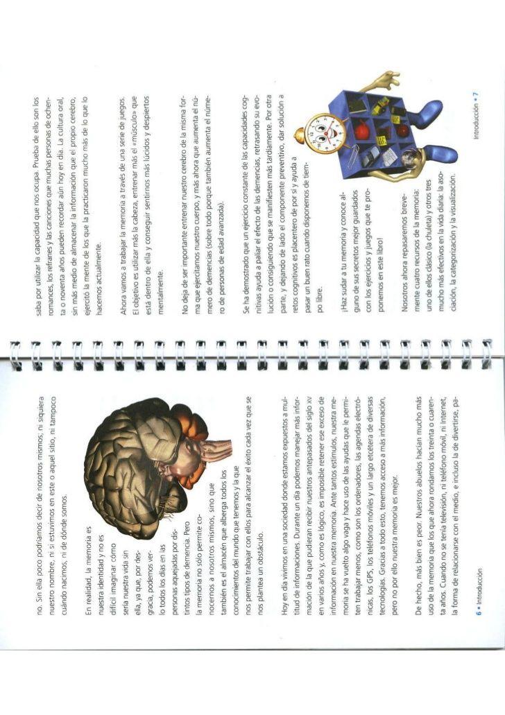 Juegos De Mente 01 Memoria Juegos De Memoria Juegos De Agilidad Mental Ejercicios De Memoria