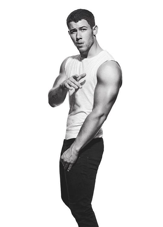 Nick Jonas by Peter Yang for Men's Fitness | DEM BOYZ ...