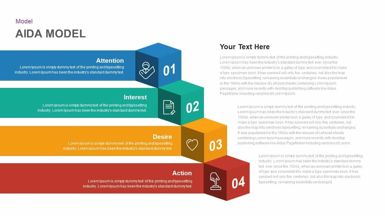 Aida Template For Powerpoint And Keynote Powerpoint Templates