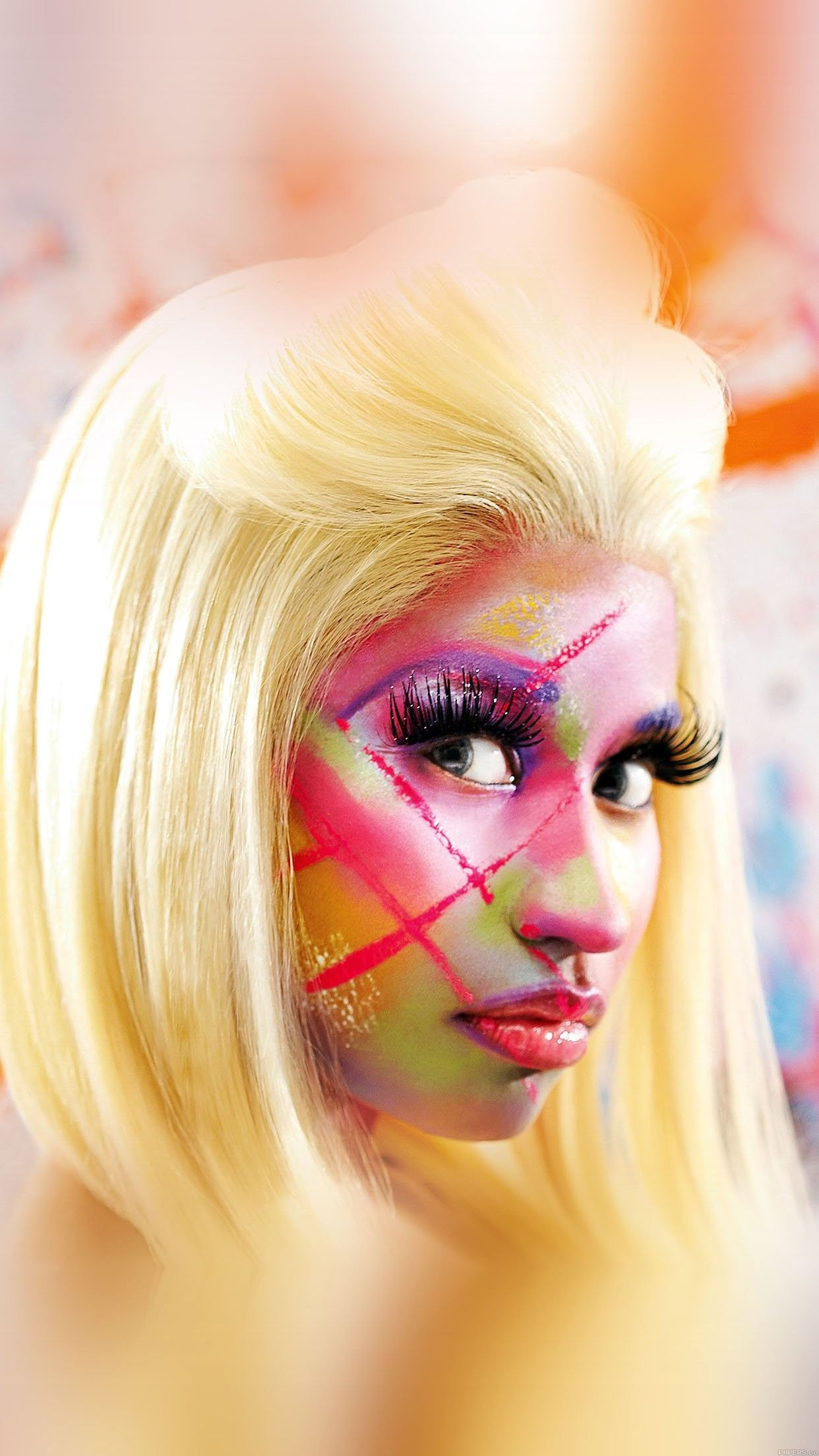 64+ Nikki Minaj Wallpapers on WallpaperPlay (With images