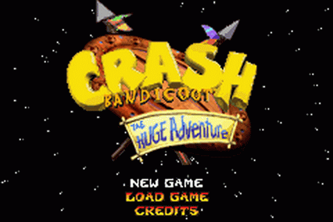 Crash Bandicoot The Huge Adventure GBA Mod Apk for Android