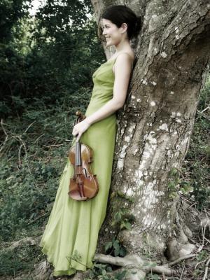 Jennifer Frautschi, violinist