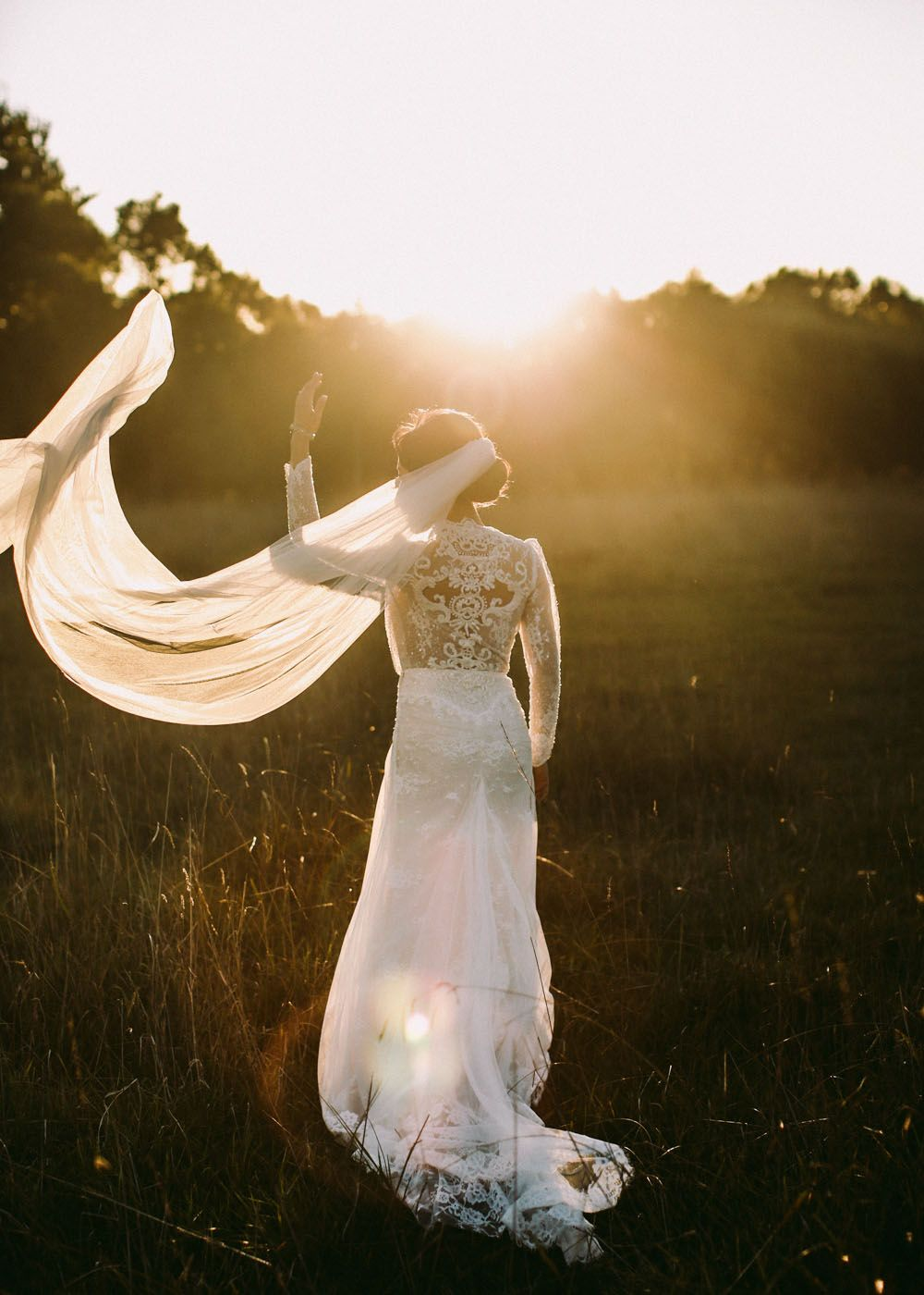 Vintageinspired australian estate wedding cindy kam lace