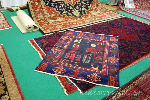 Frederick's Persian Carpets
