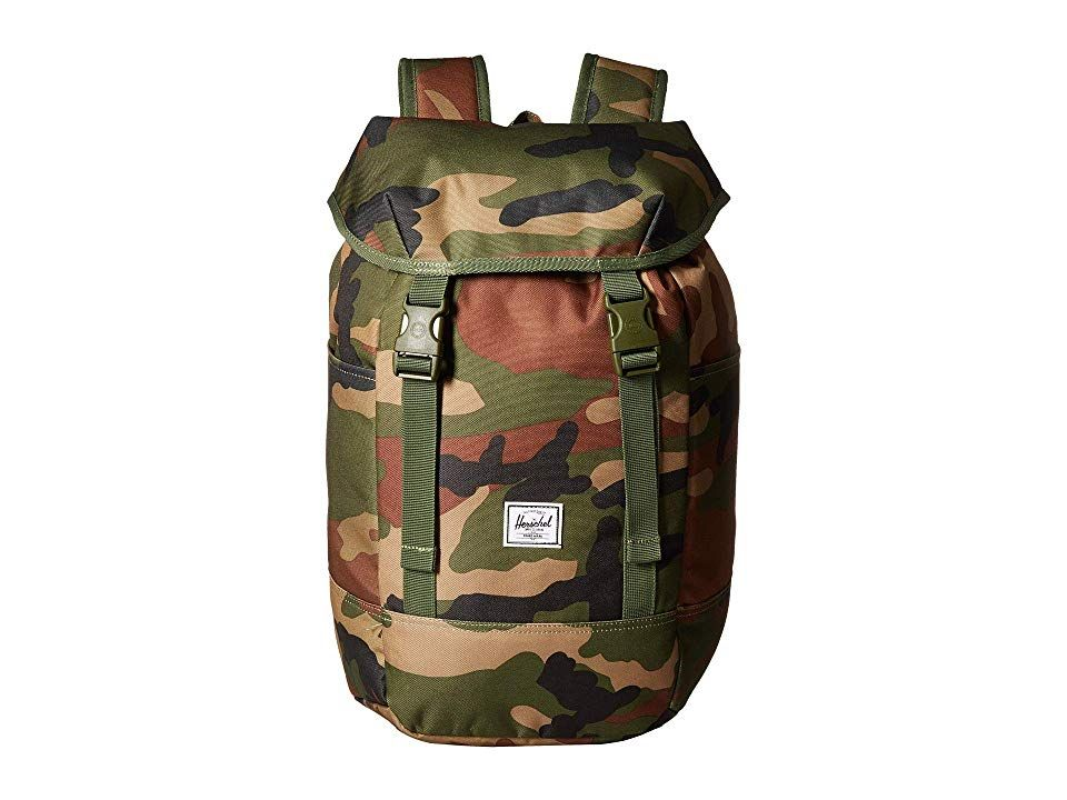 aab566a8125c Herschel Supply Co. Iona (Woodland Camo  18) Backpack Bags. Limited lifetime