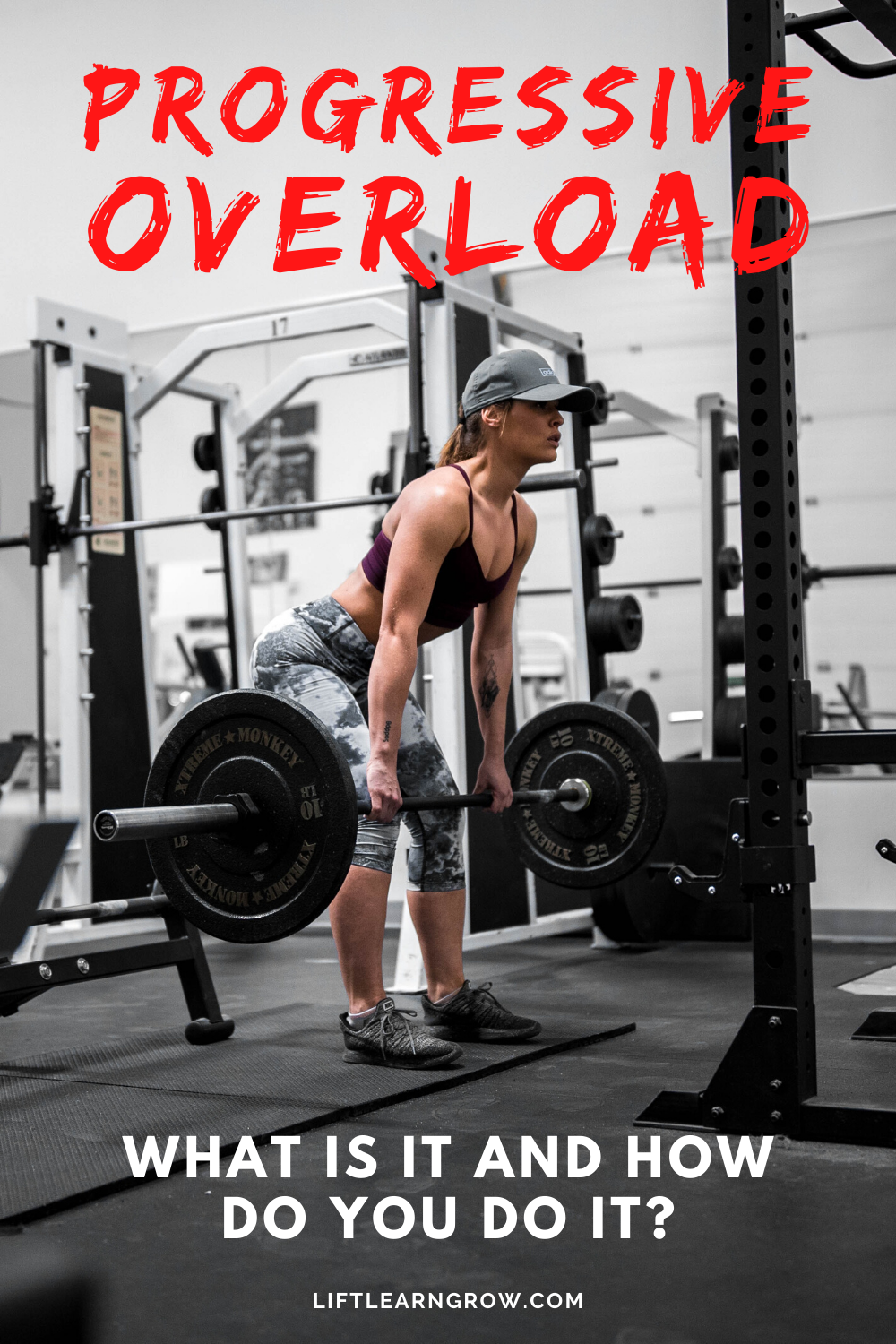 How to Get Stronger with Progressive Overload