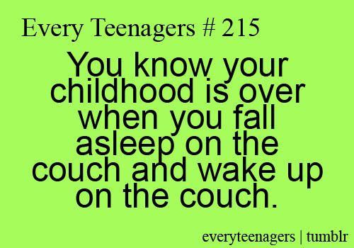 Every Teenagers - Relatable Teenage Quotes   Just Funny