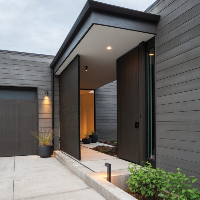 A Home In Bend, Oregon, Home Becomes One With The Desert #windowssystem