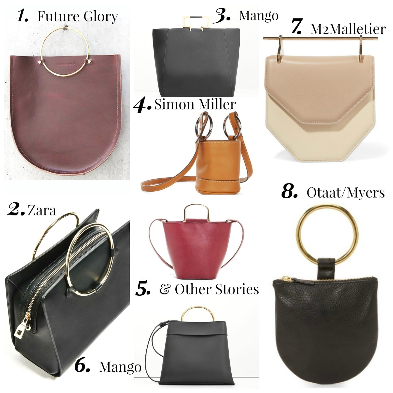 united kingdom get online pretty cheap A blog post about Metal handle handbags that are in fashion ...