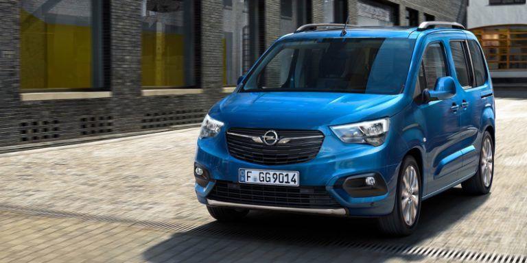 Novy Combo Life S Veľkym Priestorom A Vsestrannym Interierom Inteligentnymi Bezpecnostnymi Technologiami A Ponukou Vykonnych Motorov S Opel Daihatsu Chevrolet