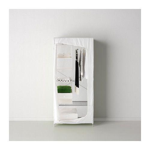 Breim Wardrobe White Art In 2019 Ikea Wardrobe Ikea