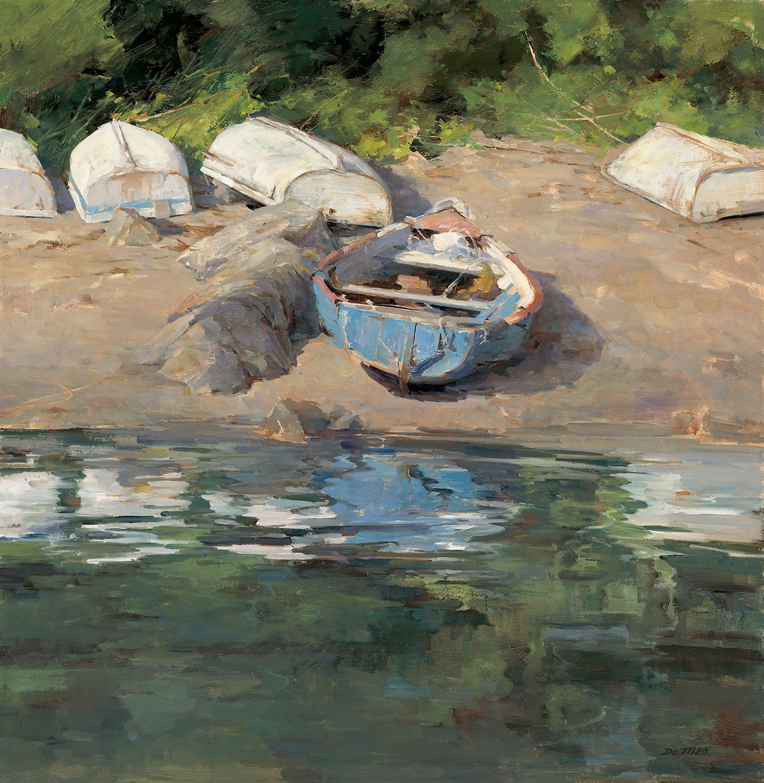 Deborah Tilby... Kai Fine Art Painting competition