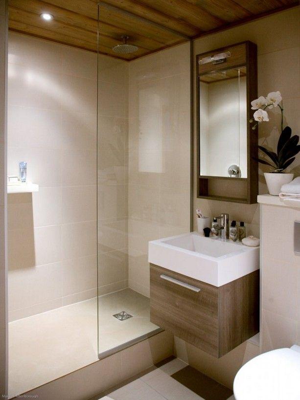 Salle de bain avec douche à lu0027italienne Projet  - salle de bains avec douche italienne